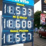 Pompa Benzina Falconara M