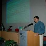 il Biologo marino Carlo Franzosini