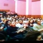 cittadini alla serata del 29/3/2012