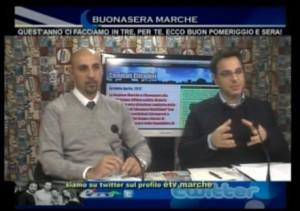 Prof. Mirco Fanelli e Roberto Cenci