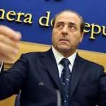 Dott. Antonio Di Pietro Ministro Infrastrutture 2007-2008