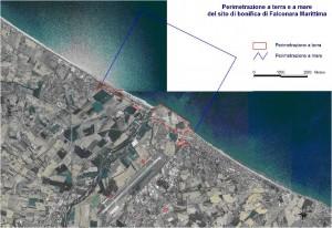 perimetrazione SIN Falconara